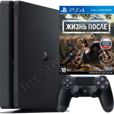Sony PlayStation 4 Slim 1Tb с игрой Жизнь После