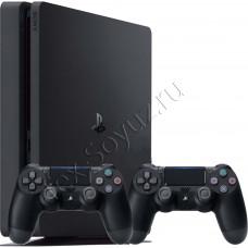 Sony PlayStation 4 Slim 500 Gb + 2-й джойстик