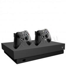 Miсrosoft Xbox One X 1TB + 2-й джойстик