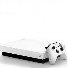Miсrosoft Xbox One X 1TB White (белая)