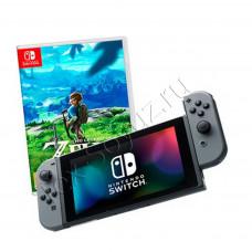 Nintendo Switch и игра The Legend of Zelda