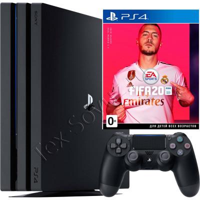Sony PlayStation 4 PRO 1 TB и игра FIFA 20