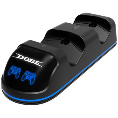 Беспроводная зарядка DOBE для DualShock 4