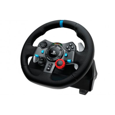 Игровой руль Logitech G29 Driving Force для PlayStation 4