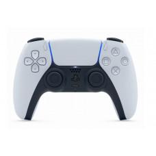 Беспроводной контроллер DualSense белый для PlayStation 5
