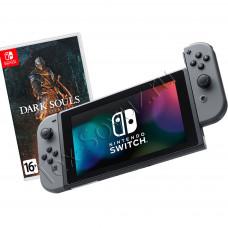 Nintendo Switch Bundle серая и Dark Souls: Remastered