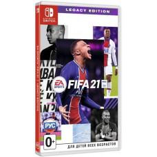 FIFA 21 Legacy Edition (Nintendo Switch русская версия)