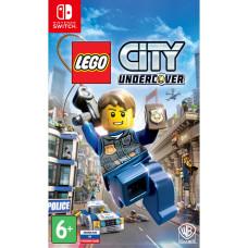 Lego City Undercover игра для Nintendo Switch