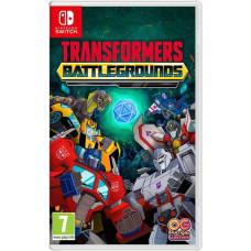 TRANSFORMERS: BATTLEGROUNDS игра для Nintendo Switch