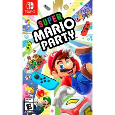 Super Mario Party игра для Nintendo Switch