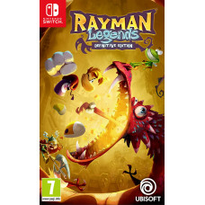Rayman Legend - Definitive Editition игра для Nintendo Switch