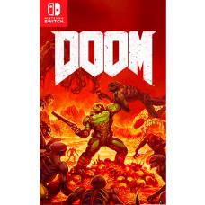 Doom игра для Nintendo Switch