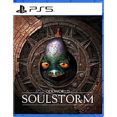 Oddworld Soulstorm (PS5)