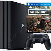 Sony PlayStation 4 PRO 1 TB и игра Жизнь После