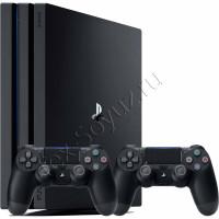 Sony PlayStation 4 PRO 1 TB + 2-й джойстик