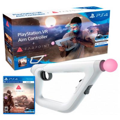 AIM Controller и игра Farpoint для PlayStation VR