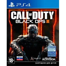 Call of Duty: Black Ops III игра для Sony PlayStation 4