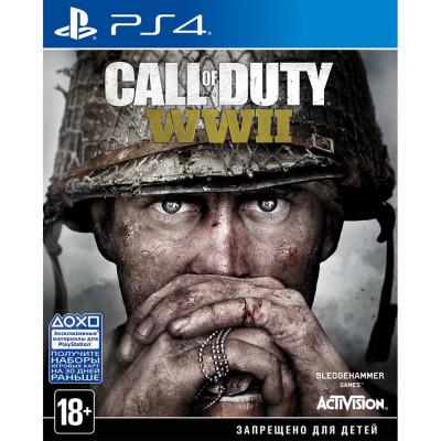 Call of Duty: WWII для Sony PlayStation 4