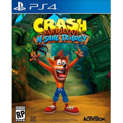 Crash Bandicoot N. Sane Trilogy для Sony PlayStation 4