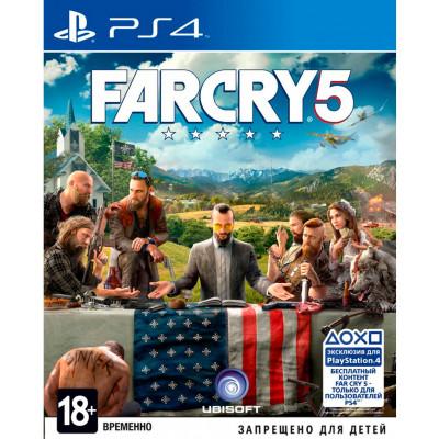 Far Cry 5 для Sony PlayStation 4