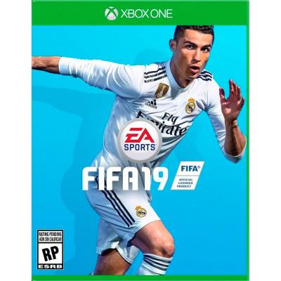 FIFA 19 для Microsoft Xbox One