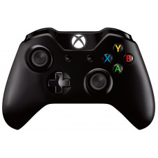 Геймпад Microsoft Xbox One Wireless Controller Black (чёрный)
