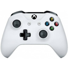 Геймпад Microsoft Xbox One Wireless Controller White (Белый)