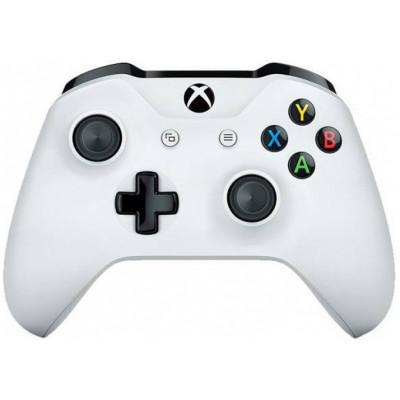 Геймпад Microsoft Xbox One Wireless Controller White (Белый)