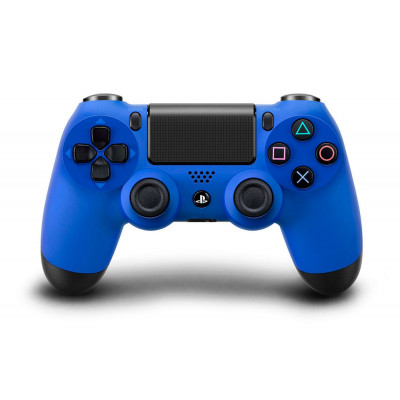 Геймпад Sony DualShock 4 V2 Blue (Синий)