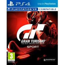 Gran Turismo Sport для Sony PlayStation 4 (поддержка VR)-русская версия