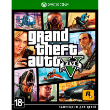 Grand Theft Auto V для Microsoft Xbox One