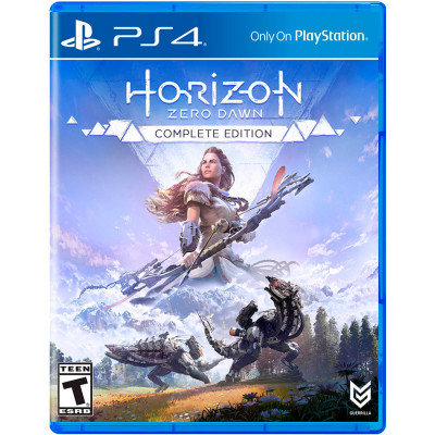 Horizon Zero Dawn Complete Edition для Sony PlayStation 4