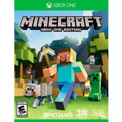 Minecraft для Microsoft Xbox One