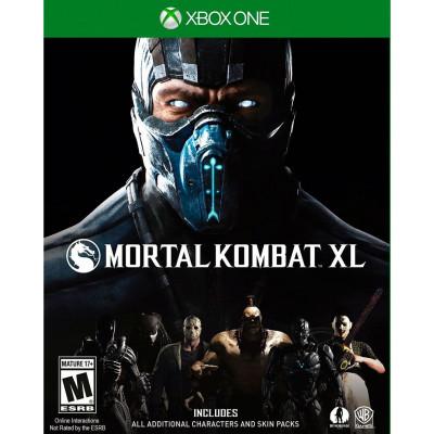 Mortal Kombat XL для Microsoft Xbox One