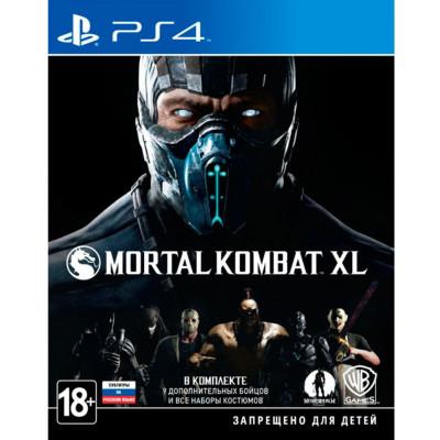 Mortal Kombat XL для Sony PlayStation 4 русские субтитры