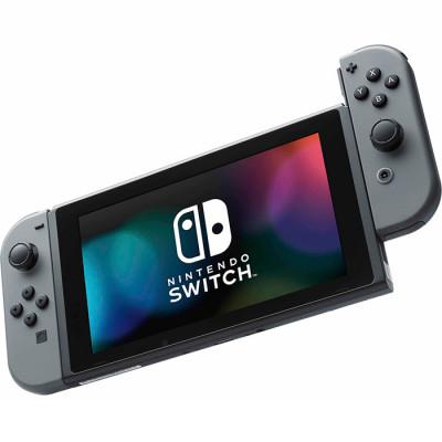Nintendo Switch (серая)