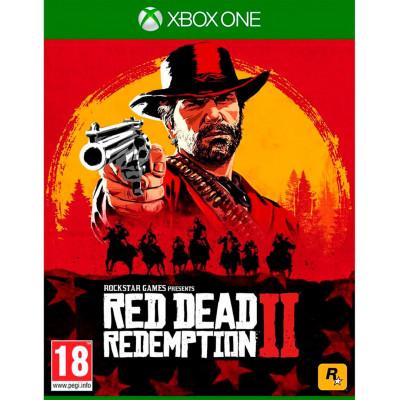 Red Dead Redemption 2 для Microsoft Xbox One