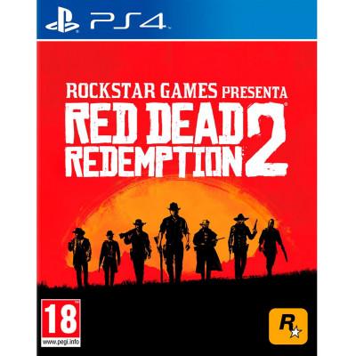 Red Dead Redemption 2 для Sony PlayStation 4