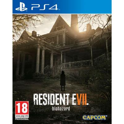 Resident Evil 7: Biohazard для Sony PlayStation 4 (поддержка VR)-русские субтитры