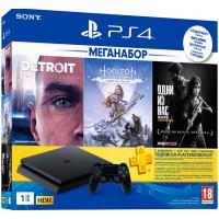 Sony PlayStation 4 Slim 1Tb Меганабор