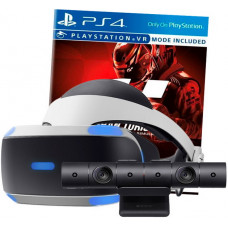 Sony PlayStation VR v2 + Gran Turismo Sport+ PlayStation 4 Camera v2