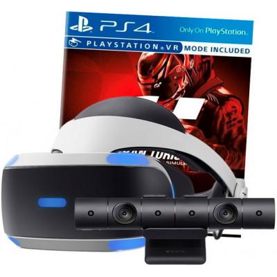 Sony PlayStation VR v2 + Gran Turismo Sport+ PlayStation 4 Camera v2