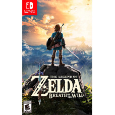 The Legend of Zelda: Breath of the Wild для Nintendo Switch