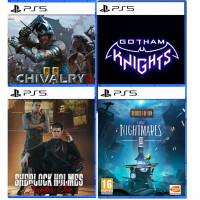 Игры PlayStation 5